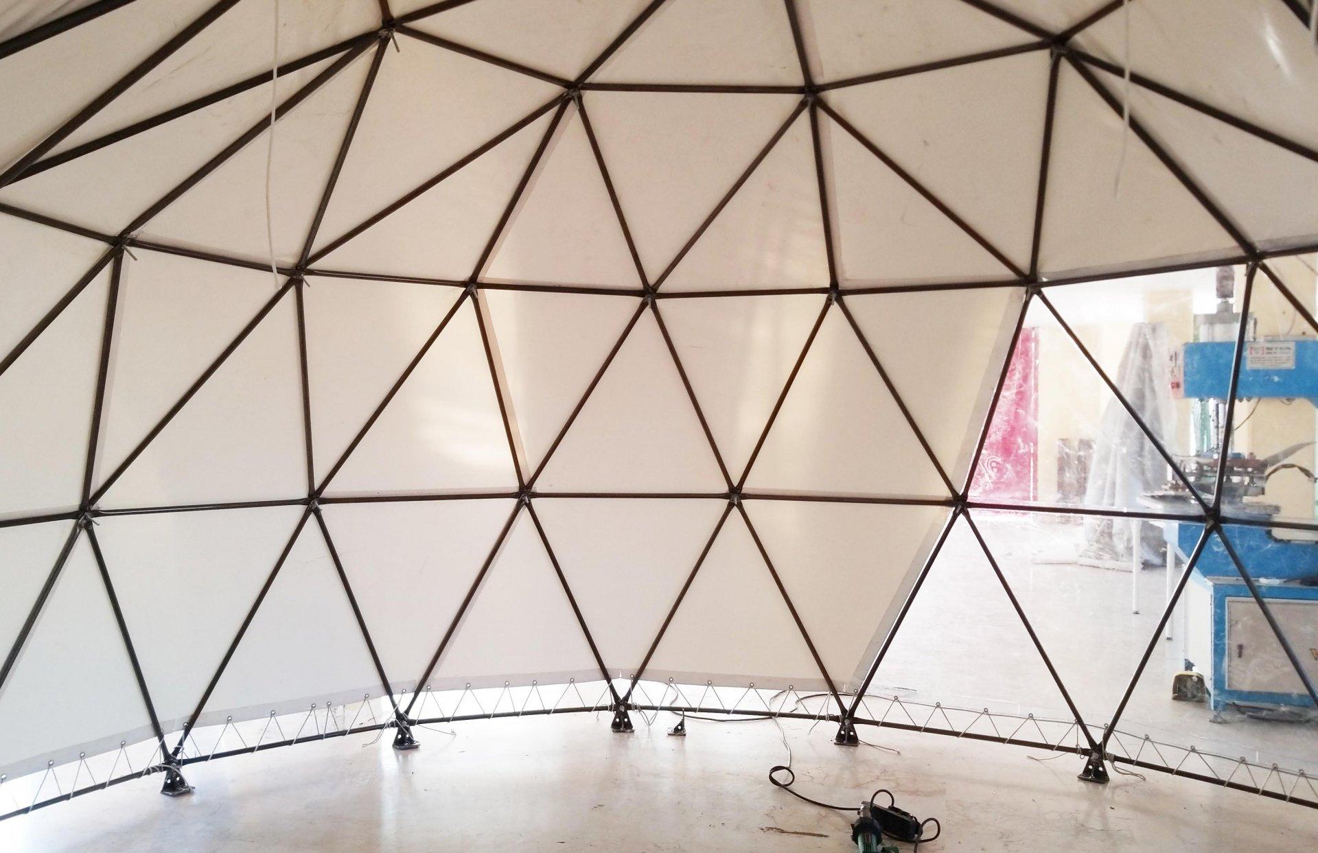 Dome / Geodesic Dome Uygulamalarımız