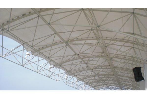 Turkmenabad Stadium