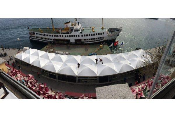 Eminönü - Karaköy İskeleleri