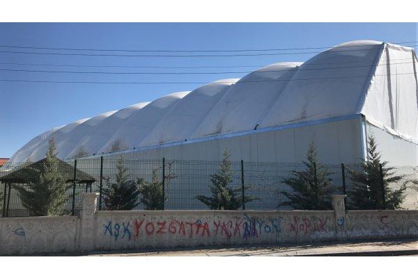 Ankara Kapalı Spor Salonu