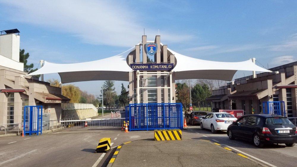 Gölcük Donanma Ana Giriş Kapısı